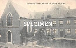 Pensionnat De Cortemarck  Façade De Devant - Kortemark - Kortemark