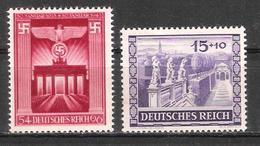Reich N° 728 Et 729 Neufs ** - Allemagne