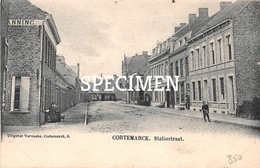 Statiestraat -  Cortemarck - Kortemark - Kortemark