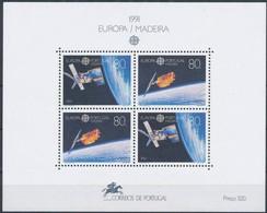 Portugal Madeira Madère CEPT 1991  Yvertn° Bloc 12 *** MNH Cote 12,00 Euro Europa - Europa-CEPT