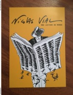 "CARTE POSTALE PRE TIMBREE DU MUSÉE DE LA POSTE ""NICOLAS VIAL"" - 2011 - Neuf - Biglietto Postale"