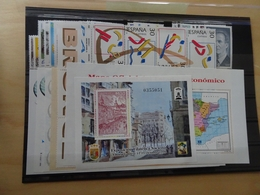 Spanien Jahrgang 1996 Postfrisch Komplett (12600) - Ganze Jahrgänge