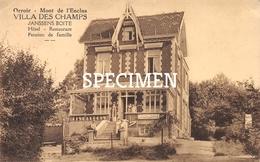 Villa Des Champs Jannsens-Boite - Mont De L'Enclus - Kluisberg - Kluisbergen