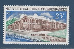 Nouvelle Calédonie - Poste Aérienne - Yt PA N° 134 - Neuf Sans Charnière - 1973 - Poste Aérienne