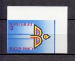 2262 Belgium-quality ONGETAND POSTFRIS** 1987 - Belgique