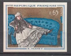 Série Artistique Manet YT 1364 De 1962 Sans Trace De Charnière - France