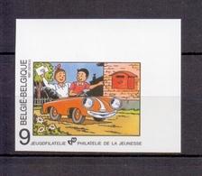 2264 Suske En Wiske ONGETAND   POSTFRIS** 1987 - Belgique