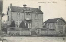 CPA 51 Marne Epense Maison Commune - Otros Municipios