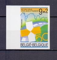 2270 Wit Gele Kruis ONGETAND POSTFRIS** 1987 - Belgique