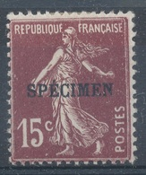 N° 189-C11 - Cours D'Instruction