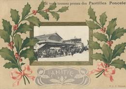 Pastilles Poncelet - Reclame