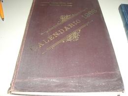 CALENDARIO 1908 - Groot Formaat: 1901-20