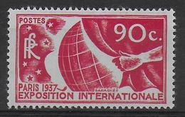 1936 - YVERT N° 326 ** MNH - COTE = 30 EUR. - Frankreich