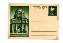 Carte Postale 6 + 4 Art Bijou Illustré Musee Berlin Usé - Postwaardestukken