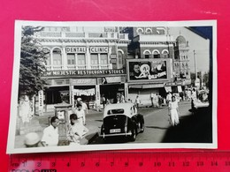 India Delhi Street Advertising Ads Billboard 1958 - Lugares