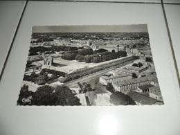 CPSM MONTPELLIER VUE AERIENNE JARDINS DU PEYROU - Montpellier