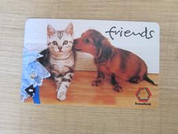 Translink Multi Transport Ticket, Adult Farecard, Dog And Cat - Singapur