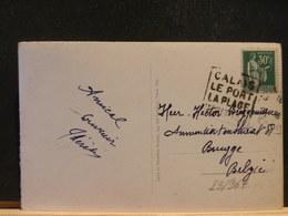 83/967  CP FRANCE OBL. DAGUIN  1936 - Marcofilie (Brieven)