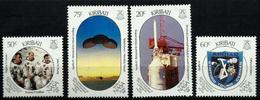 Kiribati Nº 199/202 En Nuevo - Kiribati (1979-...)