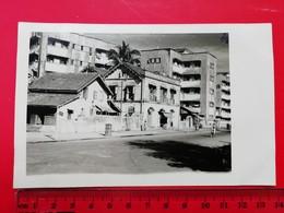 India Delhi Street Old House 1958 - Lugares