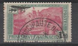 LOT 149 MONACO PA N° 1 Oblitéré - Poste Aérienne