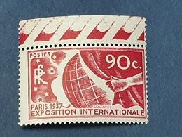 N° 326  Neuf ** Gomme D'Origine Avec Bord De Feuille  TTB - Francia