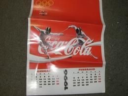 CALENDARIO COCA COLA 1996 - Calendriers
