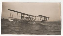 ° AVIATION ° AVION ° HYDRAVION BLACKBURN IRIS - R.A.F. °  BERRE 1929 ° PHOTO ° - 1919-1938: Between Wars