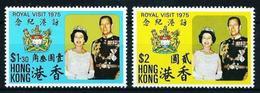 Hong Kong (Británico) Nº 295/6 Nuevo - Unused Stamps
