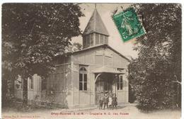 CPA - 77 - GRISY-SUISNES -  Chapelle N:D: Des Roses - - France