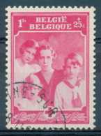 [60533]TB//O/Used-N° 500, Reine Elisabeth Et Les Enfants, Obl. 'LANDENNE-SUR-MEUSE', Pas Courant - Belgique