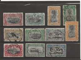 Belgisch Congo Gestempeld 1915... - Congo Belga