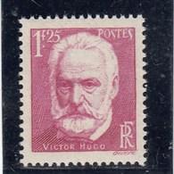 France - 1935 - N° YT 304** - Victor Hugo - Frankrijk