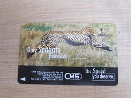 Translink Multi Transport Ticket, Adult Farecard,Leopard, Seagate - Singapur