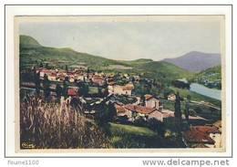 Carte De Retournac Retournaguet Et L' Ile Du Moulin Pic - Retournac