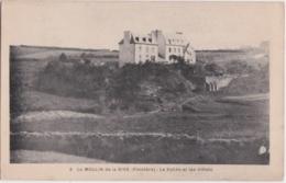 Cpa Le MOULIN De La RIVE (Finistère) - La Vallée Et Les Hôtels - Frankreich