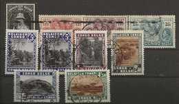 Belgisch Congo Gestempeld 1934.... - Congo Belga