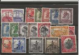 Belgisch Congo Gestempeld 1942.... - Congo Belga