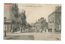 71 LE CREUSOT - Route De Couches - Le Creusot