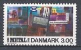 Danemark 1988 N°929 Neuf ** Fédération De La Métalurgie - Nuovi