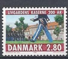 Danemark 1986 N°867 Neuf ** Garde Royale - Nuovi