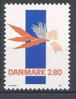 Danemark 1987 N°892 Neuf ** Art Moderne - Nuovi