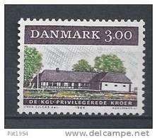 Danemark 1984 N°811 Neuf ** Auberges Relais - Nuovi
