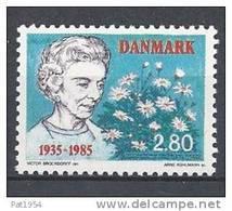 Danemark 1985 N°843 Neuf ** Reine Ingrid - Nuovi