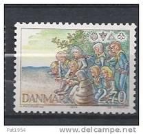 Danemark 1984 N°808 Neuf ** Scoutisme - Nuovi