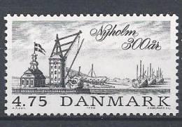 Danemark 1990 N°977  Neuf ** Tricentenaire De Nyholm - Nuovi