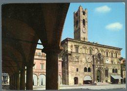°°° Cartolina - Ascoli Palazzo Dei Capitani Viaggiata °°° - Ascoli Piceno