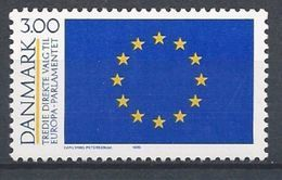 Danemark 1989 N°952 Neuf ** Parlement Européen - Nuovi