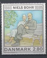 Danemark 1985 N°851 Neuf ** Niels Bohr - Nuovi