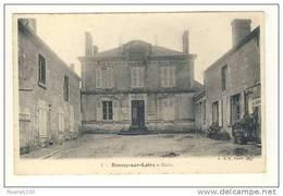 Carte De Bonny Sur Loire Mairie - France